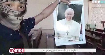 """Estado Islâmico ameaça papa Francisco: """"Chegaremos a Roma"""""""