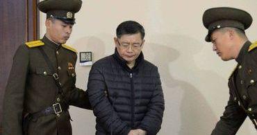 Coreia do Norte liberta pastor canadense