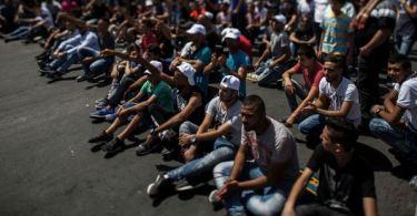 Palestinos: O Engodo dos Detectores de Metais