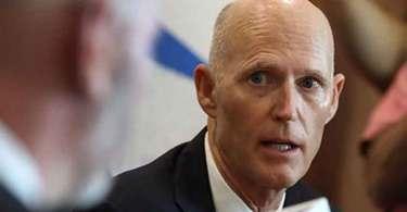 """Governador da Flórida pede que orações continuem: """"Esse é o primeiro recurso"""""""
