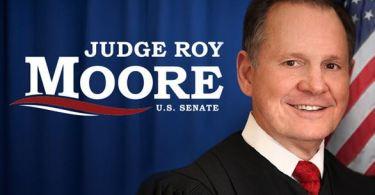 Cristãos conservadores apoiam Roy Moore para o Senado dos EUA