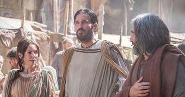"Jim Caviezel está filmando ""Paulo, o apóstolo de Cristo"""