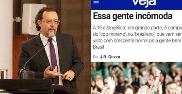 Carlos Bezerra Jr. responde à artigo da Veja que chama evangélicos de 'gente incômoda'