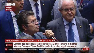 """Deputado evangélico chama Globo de """"lixo"""" e tem áudio cortado"""