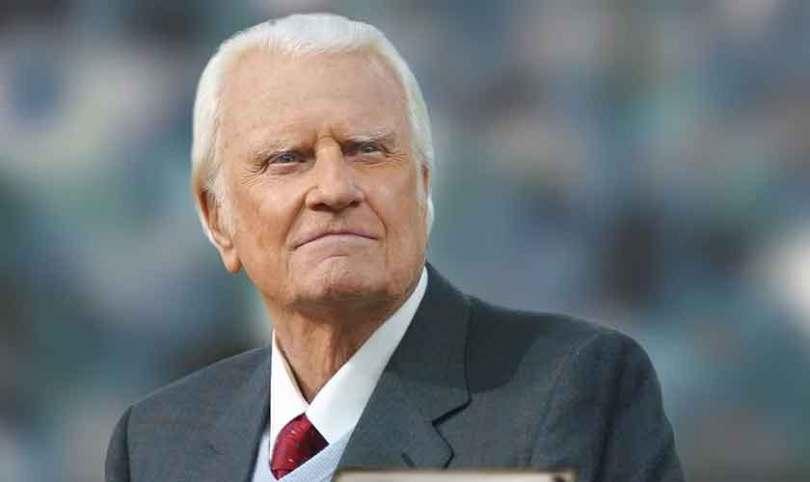 """""""Os detalhes do fim do mundo serão revelados no tempo de Deus"""", diz Billy Graham"""