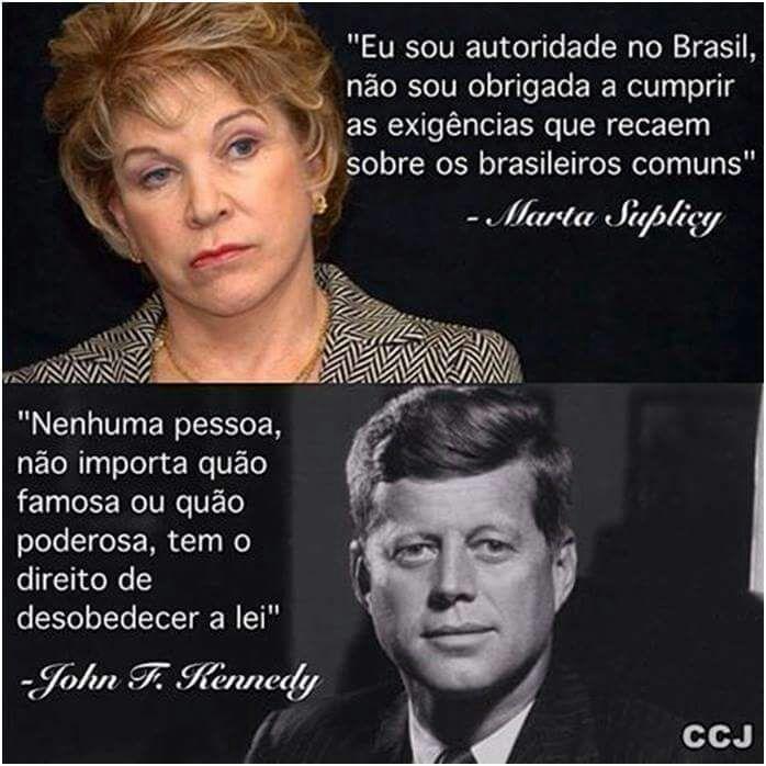 Autoridade no Brasil