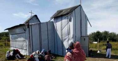 Famílias evangélicas estão sendo presas por orarem em casa, na Eritreia