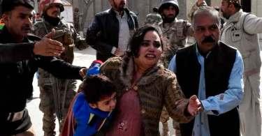 Estado Islâmico invade culto e mata nove cristãos, no Paquistão