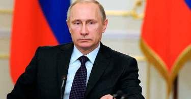 O comunismo vem da Bíblia e Lenin é um santo, diz Vladimir Putin
