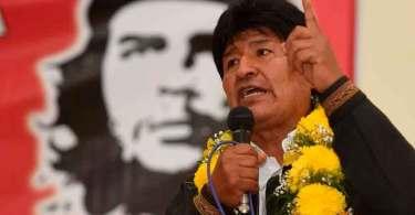 Evo Morales pretende criminalizar o evangelismo na Bolívia
