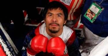 """Boxeador se converteu após ouvir a voz de Deus: """"O som era mais forte que um trovão"""""""