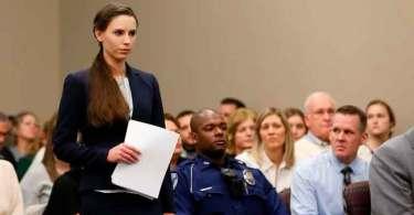 Mulher prega o Evangelho para seu estuprador, durante julgamento no tribunal
