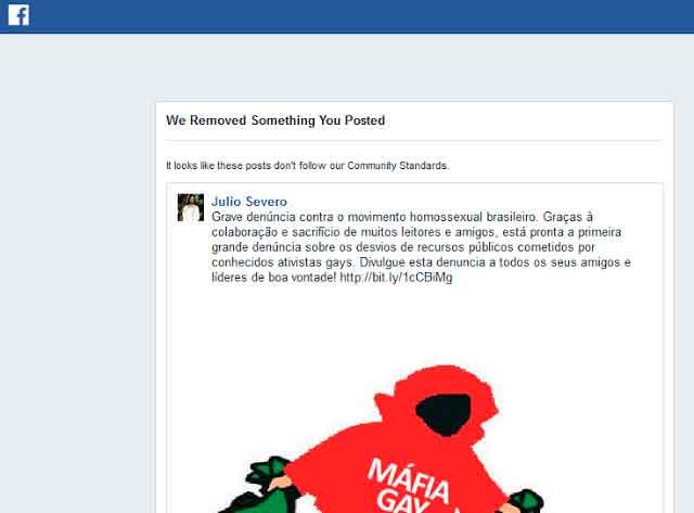 Por que o Facebook atormenta e censura os cristãos?