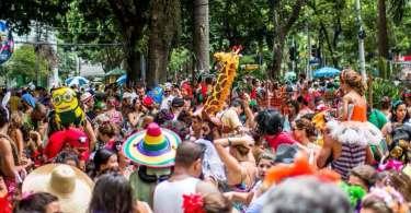 """""""Os espíritos se alimentam do que as pessoas fazem no Carnaval"""", diz seguidor do candomblé"""