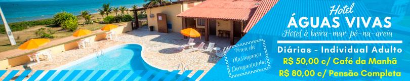 Promoção Hotel Águas Vivas