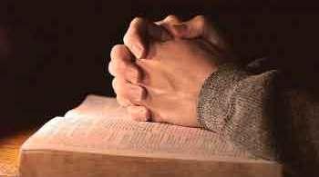 Perseverança na oração