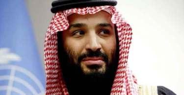 Príncipe herdeiro da Arábia Saudita defende existência da nação de Israel