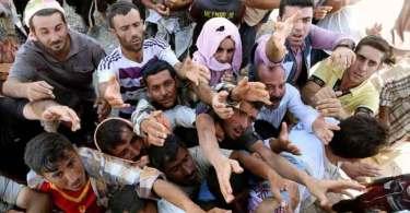 Mais de 300 cristãos ainda se encontram deslocados devido a invasão turca, na Síria