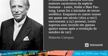 Lenin, Stalin e Mao-Tse Tung