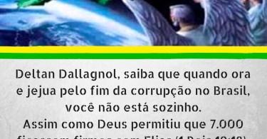 Deltan Dallagnol, você não está sozinho