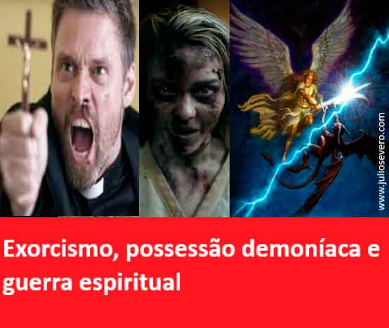 Expulsão de demônios: verdades e confusões