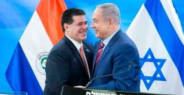 Paraguai pode ser o primeiro país da América do Sul a levar embaixada para Jerusalém