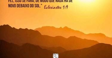 Eclesiastes 1:9