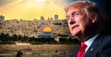 Todos celebraram o reconhecimento de Trump de Jerusalém como capital de Israel, mas ninguém leu as letras miúdas ou viu o plano oculto: Trump quer dar parte de Jerusalém para os palestinos
