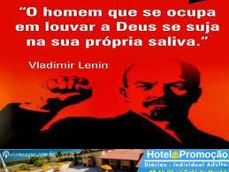 O comunismo pensa assim:
