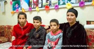 """""""Nosso Deus é mais forte que a perseguição"""", diz viúva de cristão morto por terroristas"""