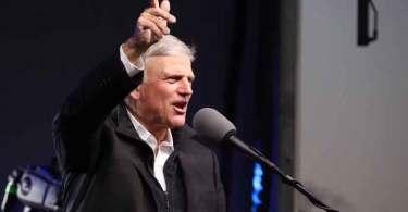 """Franklin Graham envia recado à Coreia do Norte: """"Os cristãos não são seus inimigos"""""""