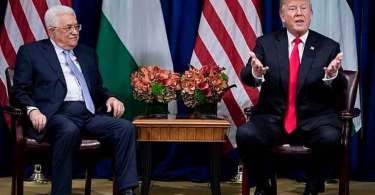 Trump corta mais de US$ 200 milhões em ajuda aos palestinos