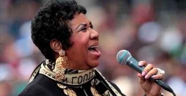 Morre Aretha Franklin aos 76 anos, após luta contra o câncer