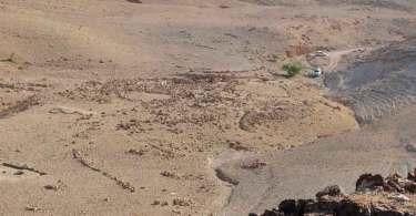 Arqueólogos encontram evidências da travessia dos hebreus do Egito até Israel