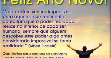 Não existem sonhos impossíveis!
