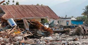 Terremoto mata pelo menos 34 estudantes de teologia, na Indonésia