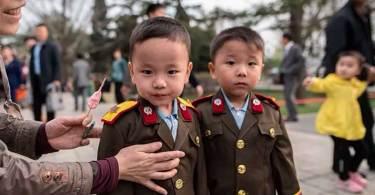 """""""As crianças não tinham mais medo de ver os cadáveres"""", diz cristã da Coreia do Norte"""