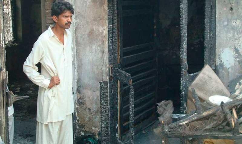 Jovem cristão é condenado a prisão perpétua, no Paquistão