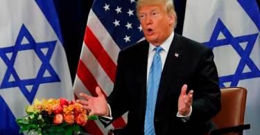 """Trump reconhecerá Jerusalém também como capital da """"Palestina""""?"""
