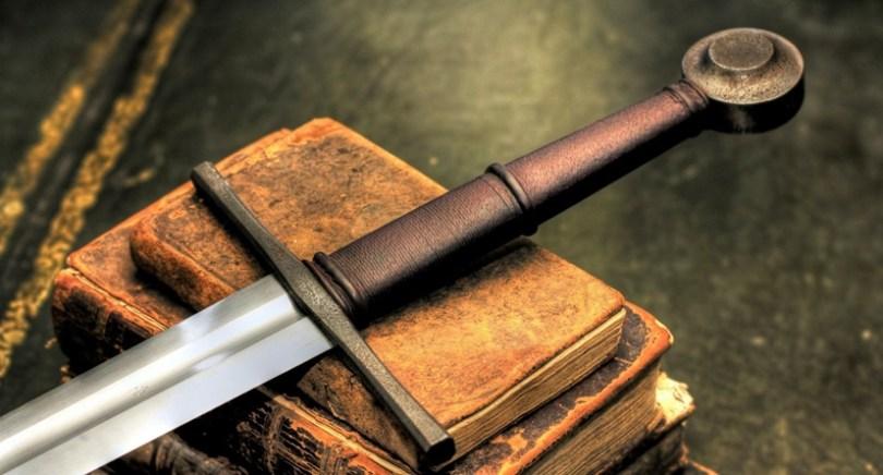 As armas da nossa milícia não são carnais, mas poderosas em Deus.