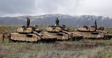 Senadores dos EUA querem reconhecer a soberania de Israel em Golã