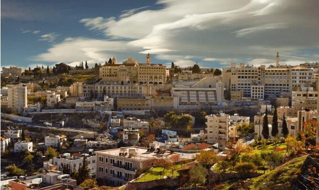 Cai para 20% número de cristãos que vivem em Belém