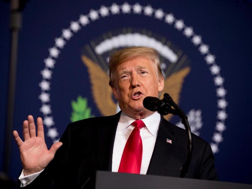Trump diz que Estado Islâmico foi derrotado e ordena retirada de tropas na Síria