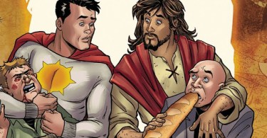DC Comics lançará gibi blasfemo sobre Deus desaprovando o sacrifício de Jesus