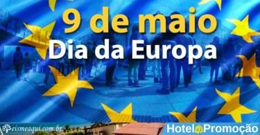 9 de maio - Dia da Europa