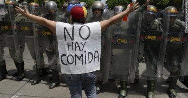 Cristão distribuem alimentos em meio à escassez na Venezuela