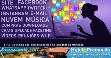 Dia Mundial das Telecomunicações!