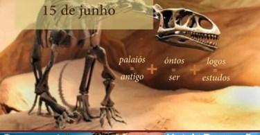Dia do Paleontólogo!