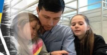 Homem sueco foge depois que filhas são entregues para família muçulmana