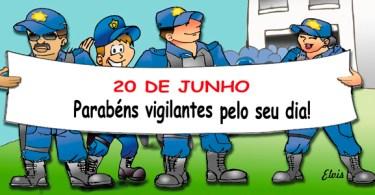 Parabéns Vigilantes!